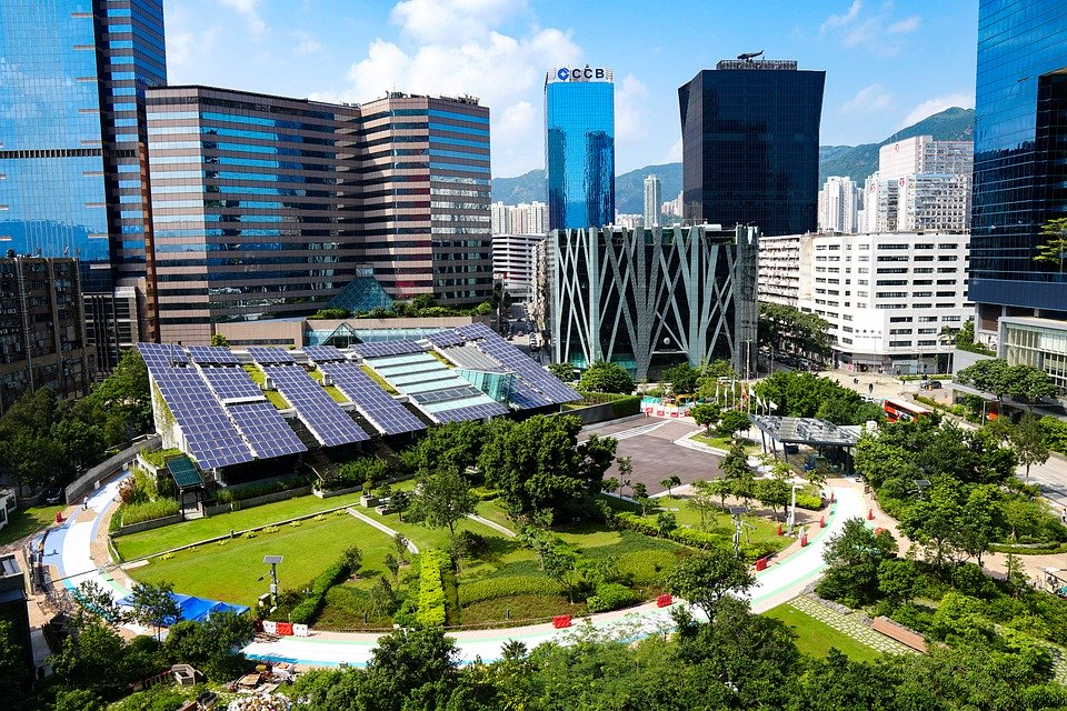 Green Data Centers for Technological Sustainability